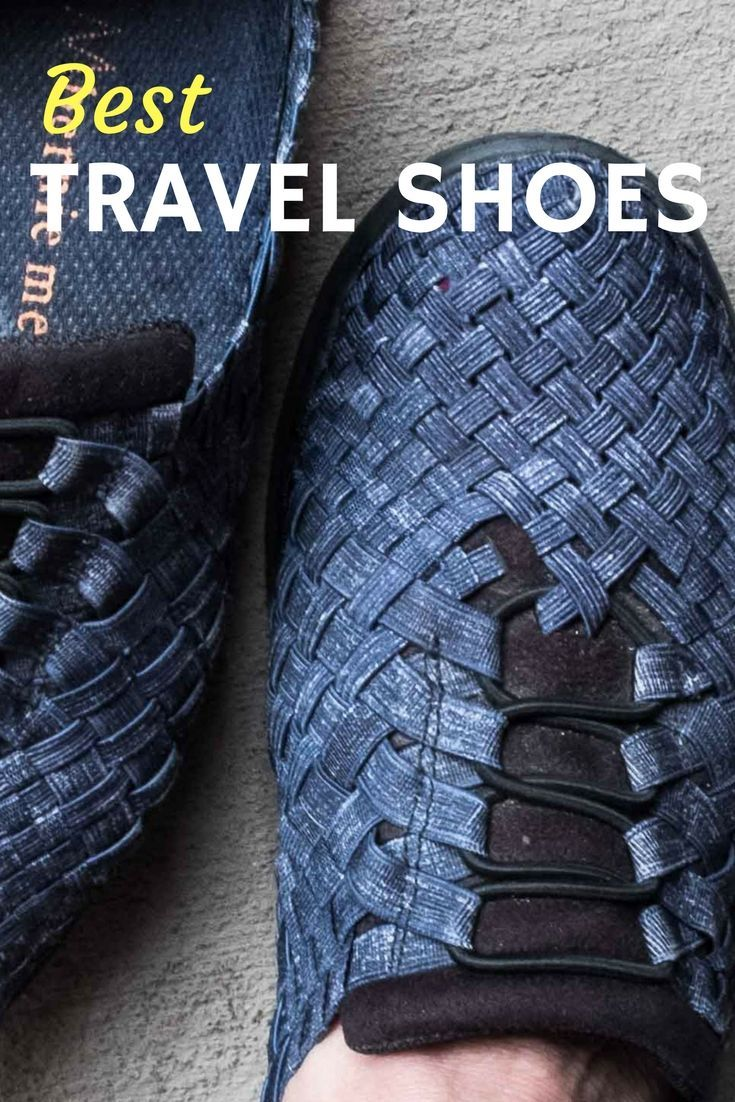 The Four Best Travel Shoes for Women