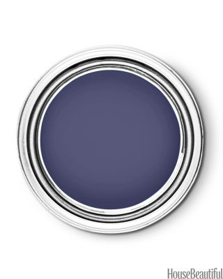 The best paint colors for this year: Glidden Indigo Night GLV 21 paint