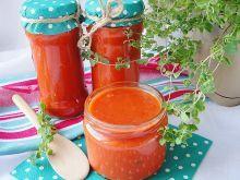 Sos pomidorowo paprykowy