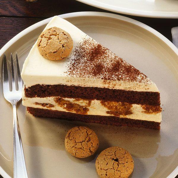Amaretto-Sahne-Torte