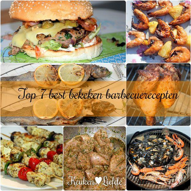 Top 7 best bekeken barbecuerecepten - Keuken♥Liefde