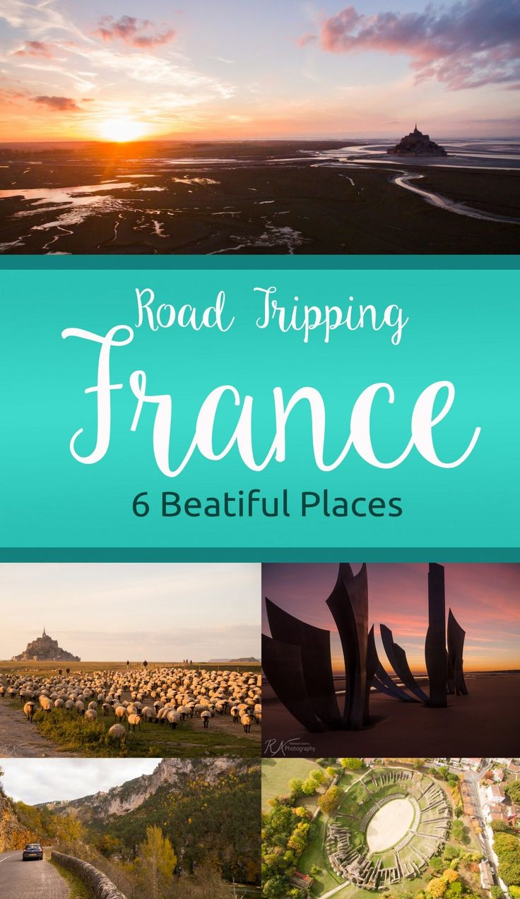 Road Tripping France - 6 Beautiful places – EmbarKiwis