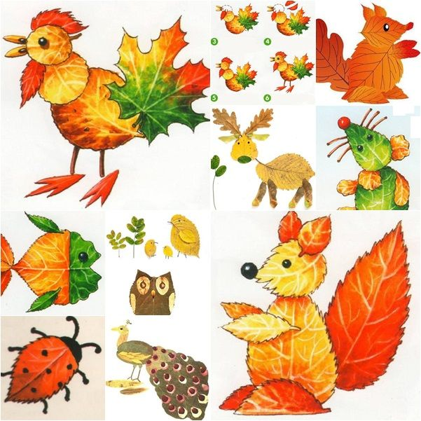 leaf animals - Google Search