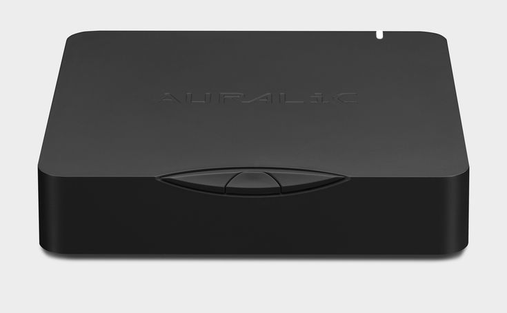 The Auralic Aries Mini is simply a high resolution wireless streaming hub for your hifi system. It is driven by the excellent Lightning DS App that is available on Apple OS