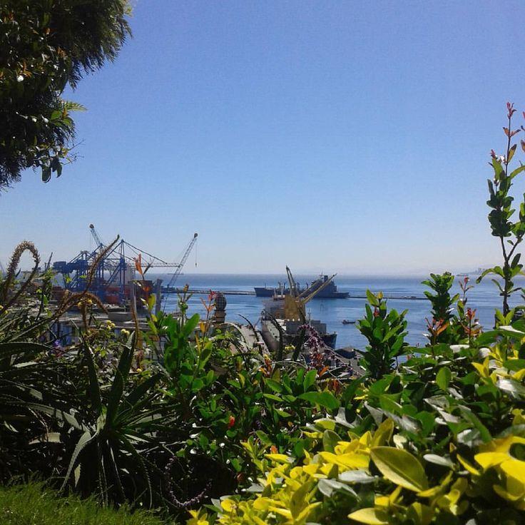 Valparaiso ahora ✌ #valparaíso #valparaisolovers #chilefoto #chilegramers #instalike #instachile #puertodevalparaiso #instagram