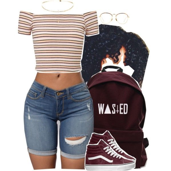 10.30 by trinityannetrinity on Polyvore featuring polyvore, fashion, style, Miss Selfridge, Vans, Linda Farrow and clothing