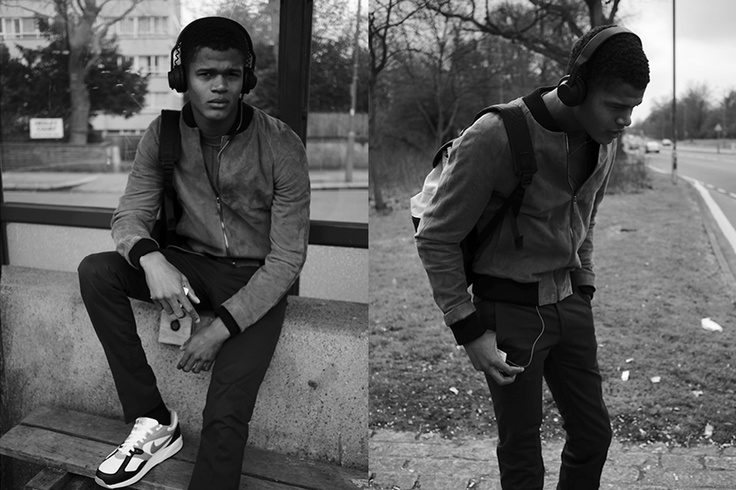 """styled by adrien sauvage"" oki-ni editorial shoot ss13"