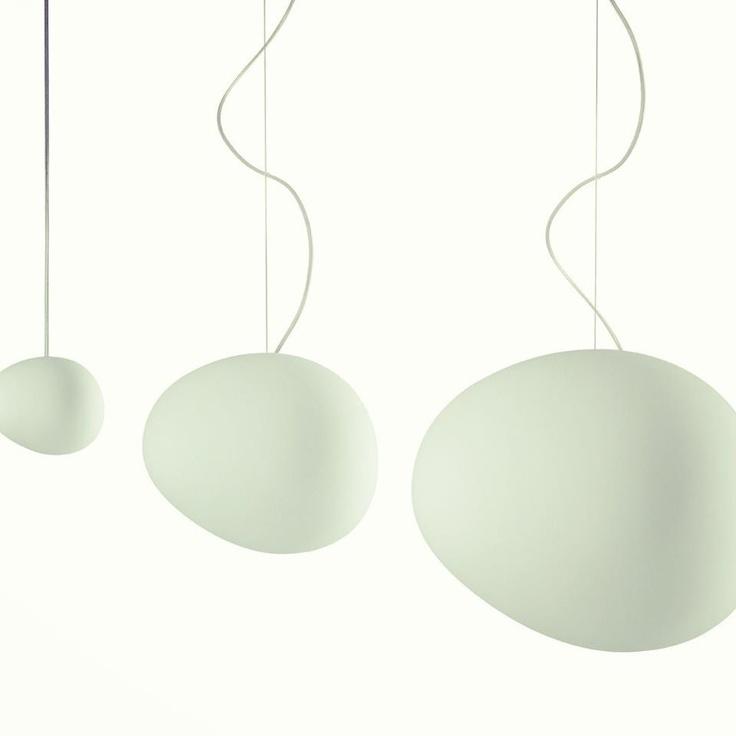 #Gregg suspension design by Palomba Serafini Associati - #Foscarini