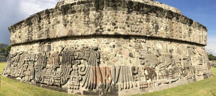 Xochicalco: Stunning Ruins Of Sacred City Linked To Maya and Aztecs Civilizations