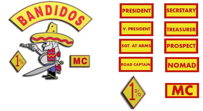 The Bandidos Motorcycle Club