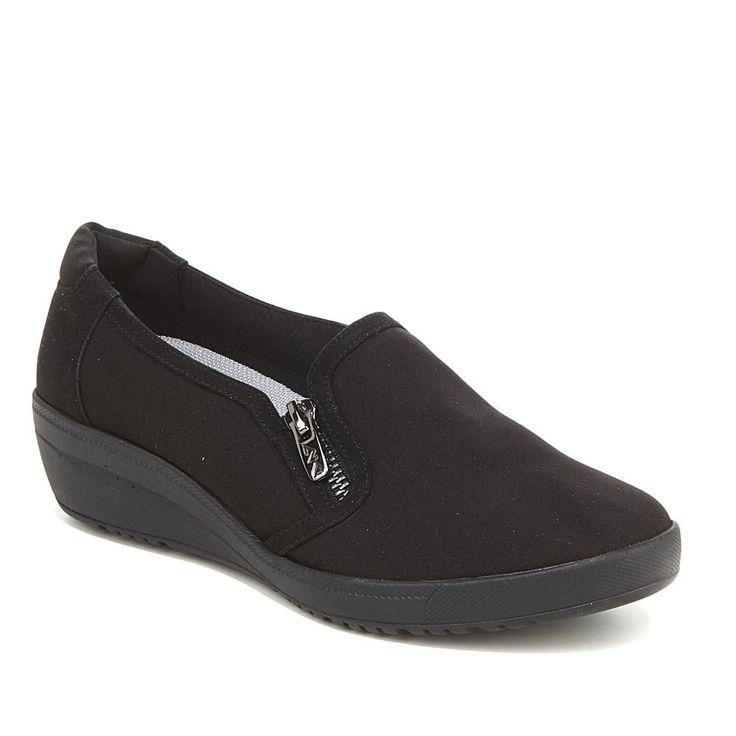 Anne Klein AK Sport Yaga Slip-On Sneaker - Black