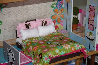 The Lovely Home: Barbie Home Remodel...
