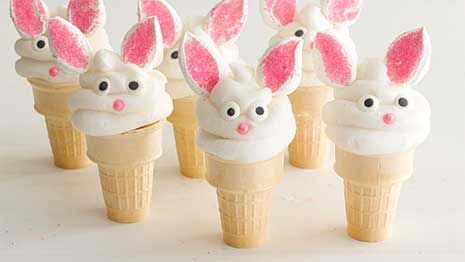How to Make Bunny Cake Cones Video! http://www.familycircle.com/videos/v/87763978/how-to-make-bunny-cake-cones.htm?ordersrc=rdfc1108530