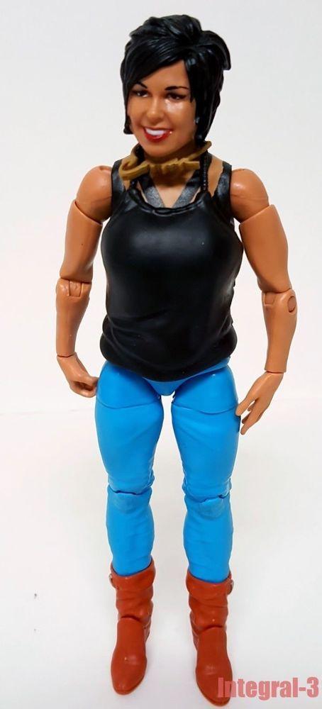 WWE Mattel Wrestling VICKIE GUERRERO Battlepack loose divas Action figure #Mattel