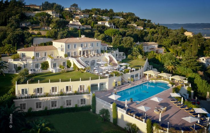 Althoff hotel villa belrose luxury hotel saint tropez for Hotel luxe france