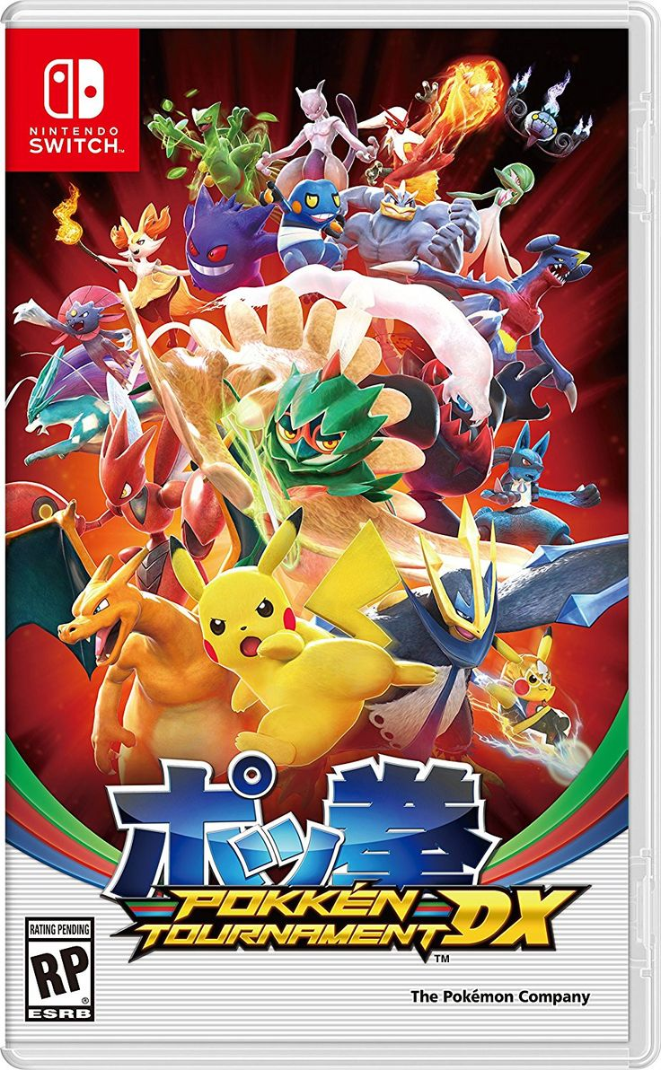 Pokken Tournament DX on Nintendo Switch https://www.amazon.com/Pokken-Tournament-Dx-Nintendo-Switch/dp/B0721325R7/ref=as_li_ss_tl?ie=UTF8&qid=1496877479&sr=8-1&keywords=pokken+tournament+dx&linkCode=ll1&tag=mypintrest-20&linkId=295ee6a45e6a409fea0d214e0008a9a2