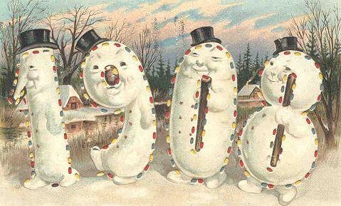 snowmen years