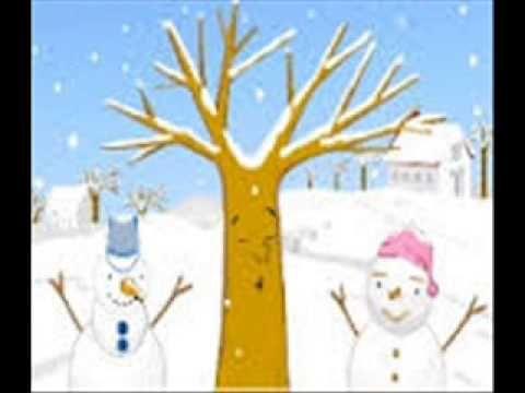 """Sevimli çocuk şarkısı """"Dört Mevsim"""" - YouTube"""