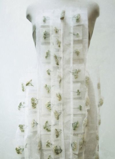 Blooming Fabric by Beatrice Oettinger