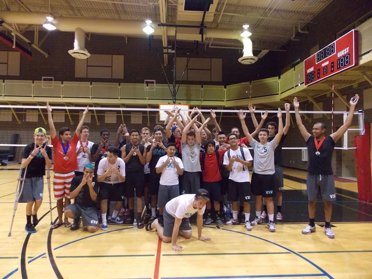 2013 Men's U21 Volleyball Voices Tournament at Stupak