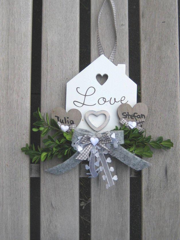 Geldgeschenke - ♥♥ Individuelles Hochzeitshaus , Geldgeschenk ♥♥ - ein Designerstück von Sternenglanz-Clemens bei DaWanda