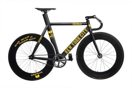 Raekwon x Affinity Cycles – 3 Bike Auction for Ride4NY