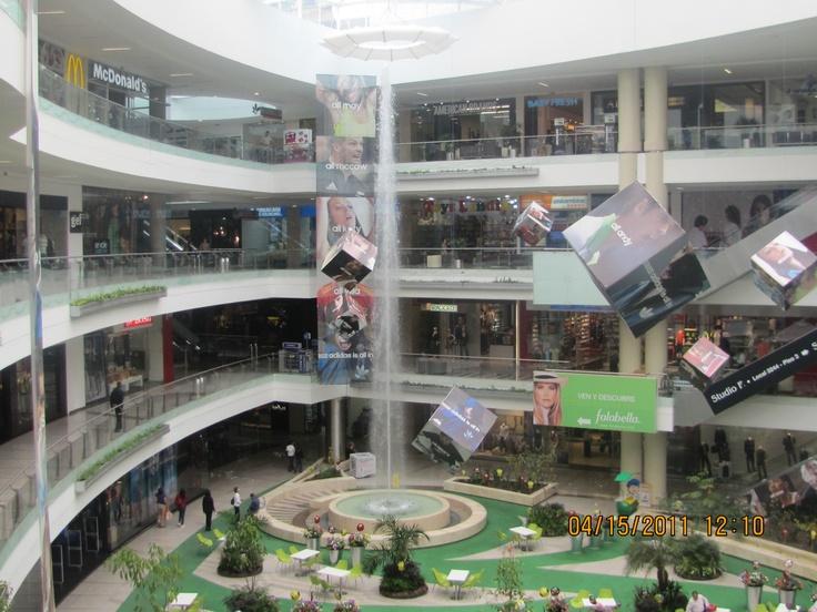 Medellin, Santa Fe Mall