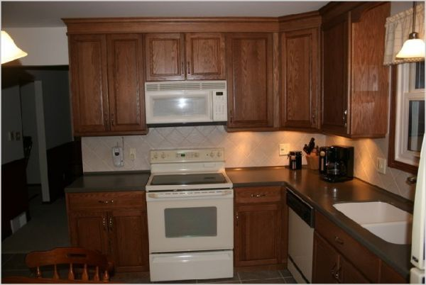 31 Best Images About Kitchen Cabinet Tile Ideas On Pinterest Resurfacing Kitchen Cabinets