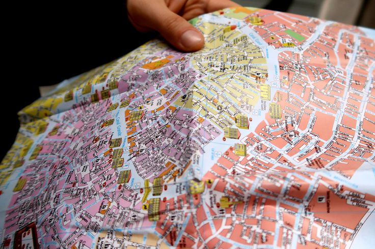 venice travel map