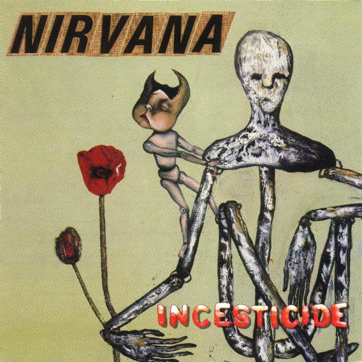 Incesticide. Nirvana, 1992 (5). 9/10