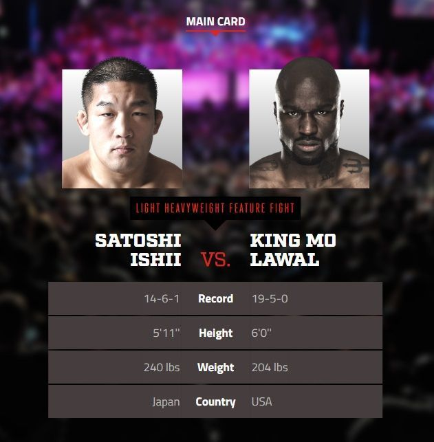 """""""I have a longer reach so I can pick him apart from the outside."""" Muhammed """"King Mo"""" Lawal ( @kingmofh ) on #fighting Satoshi Ishii at #Bellator169 this Friday. Check out my #new #video #interview with King Mo now to find out what else he had to say - link is in bio!  #MLMMA #mustlovemma #SusanCingari #KingMo #MMA #mixedmartialarts #Bellator #BellatorMMA #KingMovsIshii #SatoshiIshii #TaylorvsGallagher #combatsports #boxing #BJJ #kickboxing #MMAnews #behindthescenes #videointerview…"""