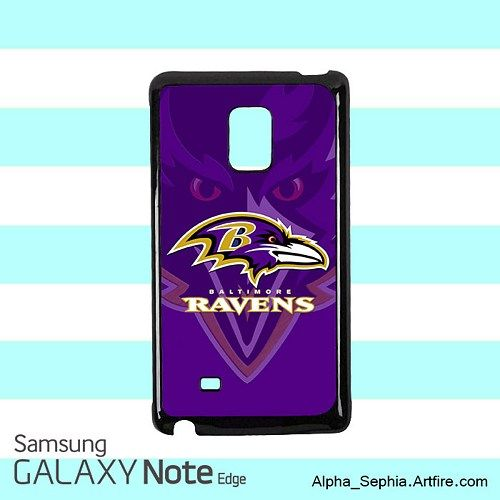 Baltimore Ravens Samsung Galaxy Note EDGE Case Cover