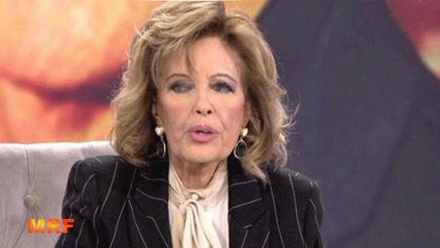 TOYYYY_ESTUDIANDO: # Famoseo.María Teresa Campos pide ayuda para sali...