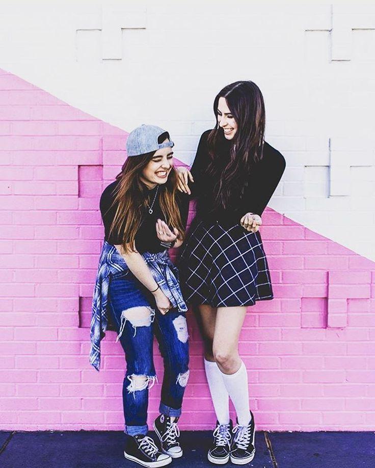 Lauren and Amy Cimorelli #CimFam