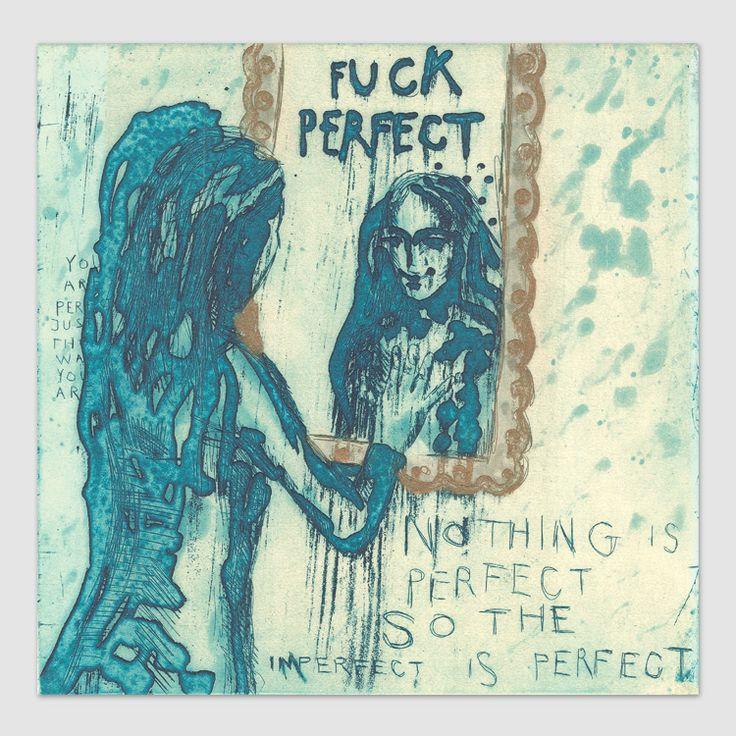Fuck Perfect - Björg Thorhallsdottir