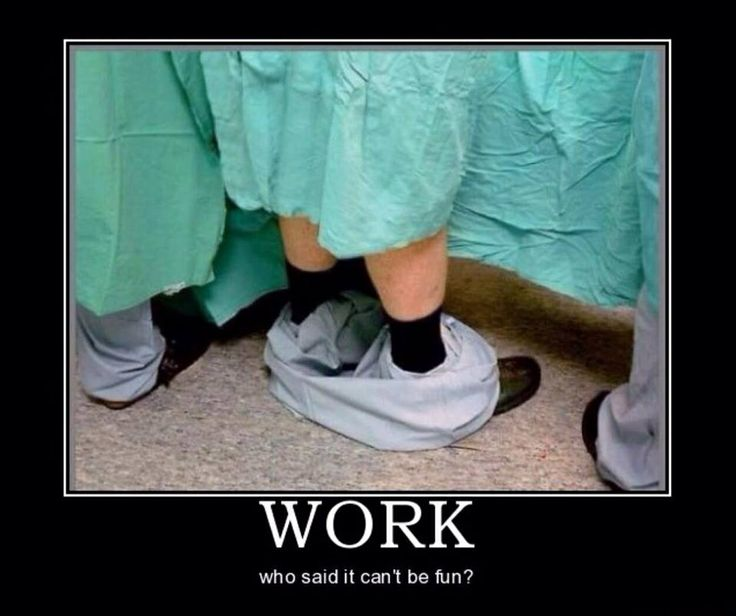 My greatest fear as a scrub nurse.