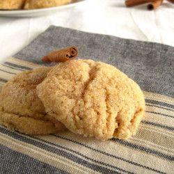 Αφράτα μπισκότα με βανίλια και κανέλα...