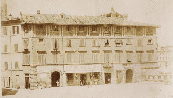 Palazzo Altoviti 1888 ca (3 foto)Roma Ieri Oggi   Roma Ieri Oggi