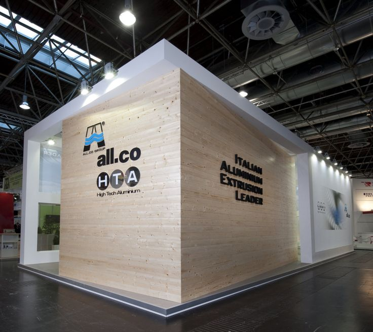 Exhibition Stand @ Aluminium •Stand Design: Xilos Temporary Architecture •Stand Build: Xilos Temporary Architecture
