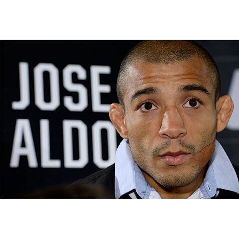 "Jose Aldo on Conor McGregor ""Wherever I hit you, bother, you go to sleep!"""