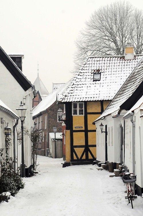 Ribe, Denmark (by Mal Kearney)