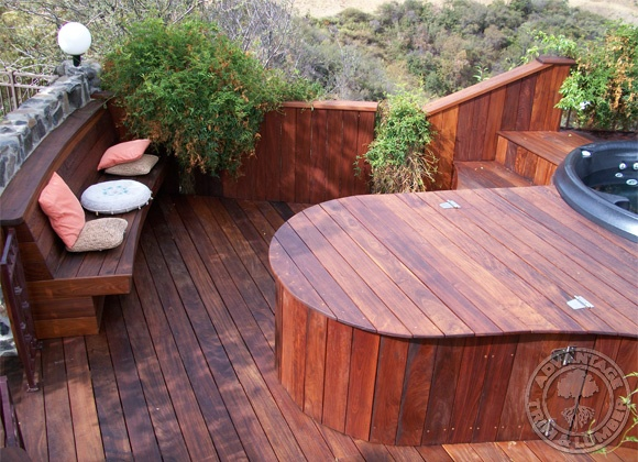 22 Best Tigerwood Decks Patios Amp More Images On Pinterest