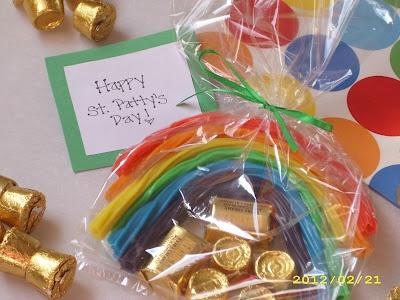 Cute St. Patty's Day ideaRainbows Birthday, Cute Ideas, Patty'S Ideas, St Patty'S, Rainbow Birthday, Ideas Inspiration, Crafts
