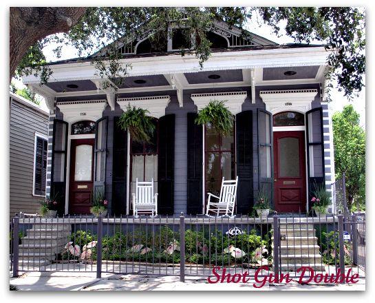57 best images about camelback shotgun on pinterest for New orleans home plans