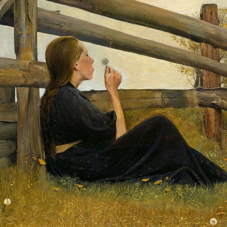 Laurits Andersen Ring - - I juni måned (udsnit)