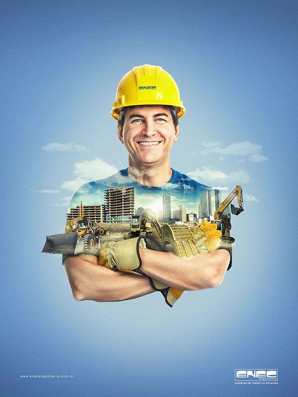 Anúncio - ENEC Engenharia - Superior em todos os detalhes.