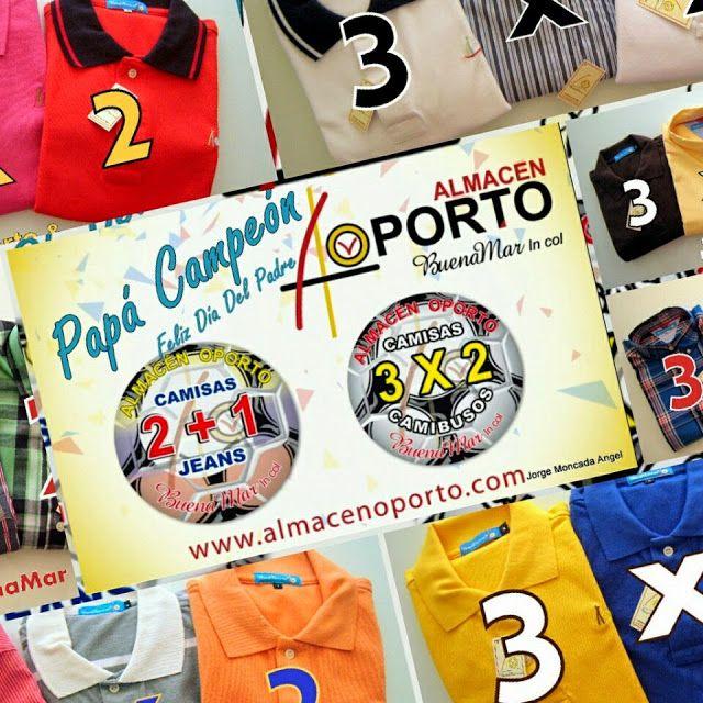 Vía @JorgeEMoncadaA: Celebrando #Pereira y #Cartago El Día Del Padre en @almacenoporto