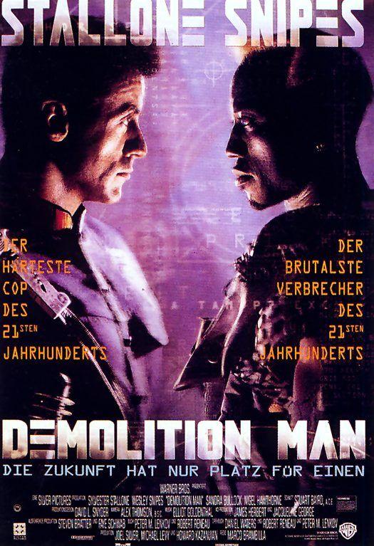 Poster zum Film: Demolition Man