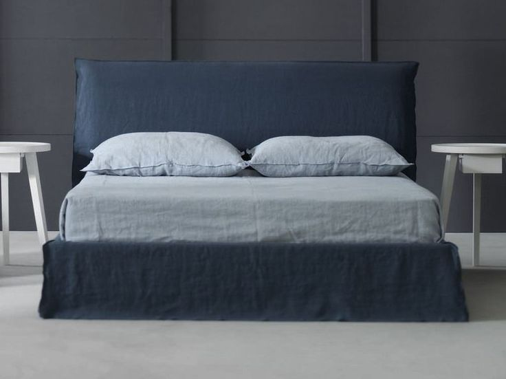 STORAGE BED GHOST 80 GHOST COLLECTION BY GERVASONI | DESIGN PAOLA NAVONE