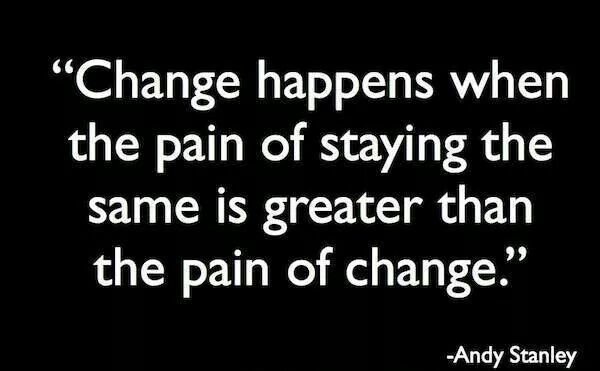 Change by Andy Stanley
